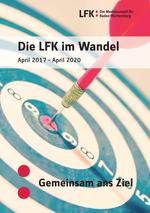 3-Jahresbericht der Landesanstalt für Kommunikation - Cover
