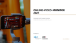 Online-Video-Monitor 2021 Cover