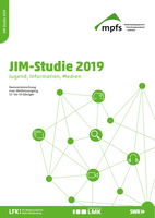 JIM-Studie 2019 Cover