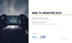 Web-TV-Monitor 2019 Cover