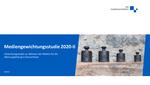 Mediengewichtungsstudie 2020-2 Cover